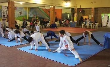 Más de 100 chicos participaron del 1º Torneo Abierto de Artes Marciales impulsado por el Municipio