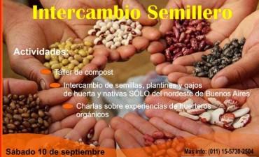Jornada de intercambio de semillas y plantines en Pilar