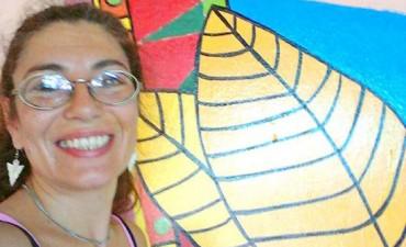 Se inauguró la muestra anual de proyectos de murales para la EES Nº 20