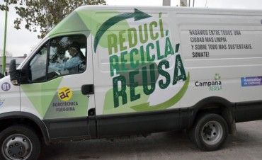 Se solicita a los vecinos sacar los residuos en bolsas y evitar arrojarlos a la vía pública