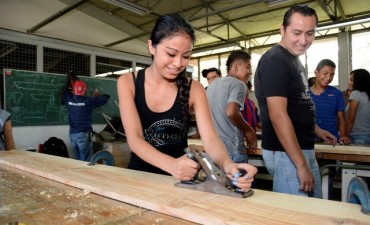 Capacitación laboral: continúa abierta la inscripción a los talleres temáticos para jóvenes