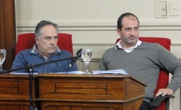Sesiòn extraordinaria del Honorable Concejo Deliberante de Campana