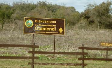 """Explorando Campana"" invita a visitar la Reserva Natural de Otamendi"