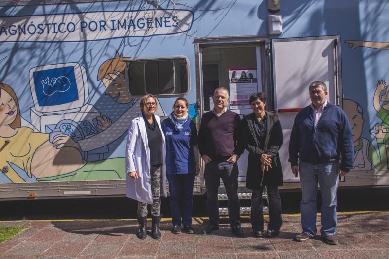 Salud: un móvil del Gobierno nacional realizará mamografías gratuitas