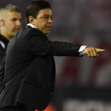 Marcelo Gallardo: jugamos un buen partido ante un rival exigente
