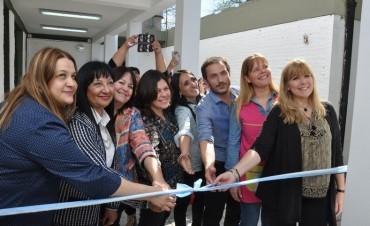 El Intendente inauguró dos nuevas aulas en la Escuela Secundaria Nº 27