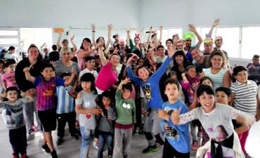 "Chicos del programa municipal ""Sexto día"" disfrutaron de un sábado repleto de actividades"