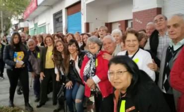 Ciento sesenta vecinos disfrutaron un concierto gratuito de la Camerata Bariloche