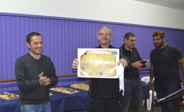 Dos integrantes de la Banda Municipal celebraron su retiro por jubilación