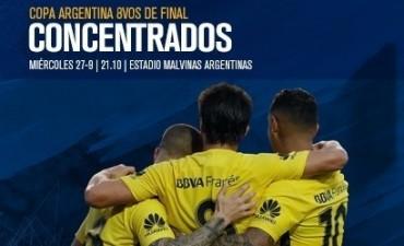 Boca Juniors se enfrenta a Rosario Central