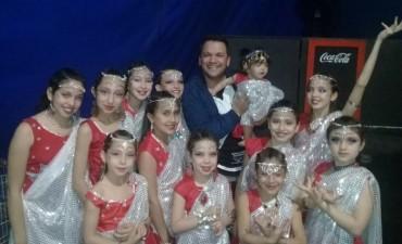 """El taller municipal infantil de Giuppone participó del programa """"El Universo de Lourdes"""""""