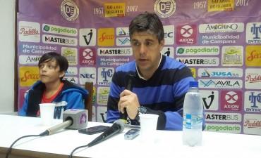 Conferencia de prensa de Felipe De La Riva
