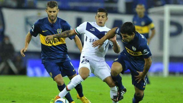 Boca Juniors visita a Vélez Sarsfield
