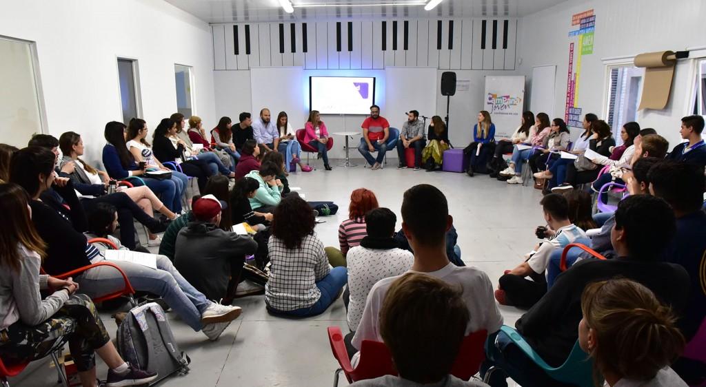 """El Municipio lanzó el programa """"Soy joven, soy voluntario"""""""