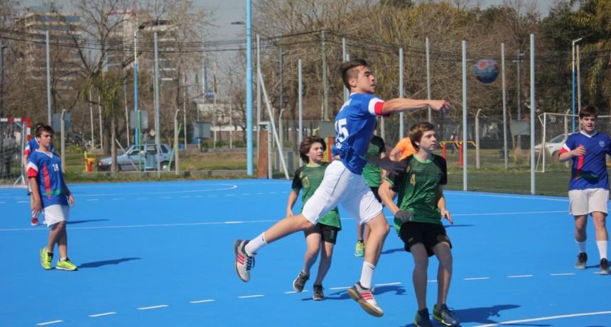 Juegos Bonaerenses: un equipo campanense de handball disputará la final en Mar del Plata