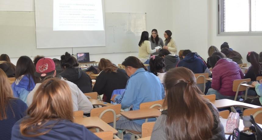 "Estudiantes secundarios participaron del programa ""Orientá tu futuro"""