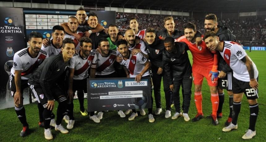 Marcelo Gallardo analizò la victoria frente a Platense