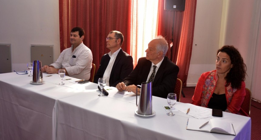 Se realizó en Campana una capacitación sobre turismo de reuniones