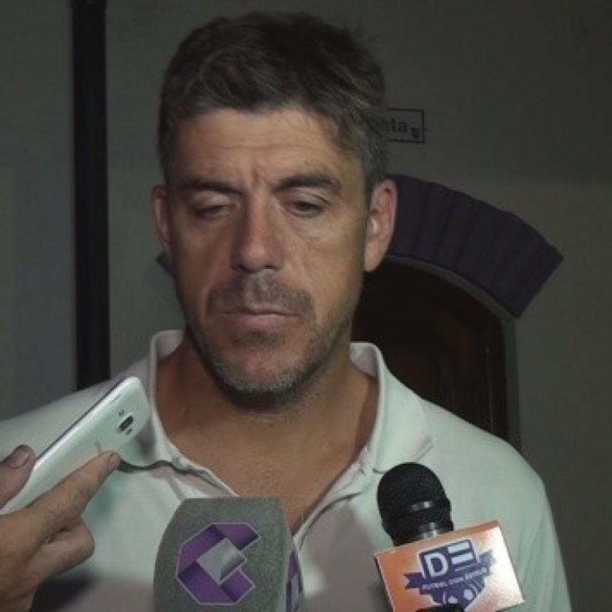 Felipe De La Riva: jugamos para ganarlo por màs diferencia y se complico en el final