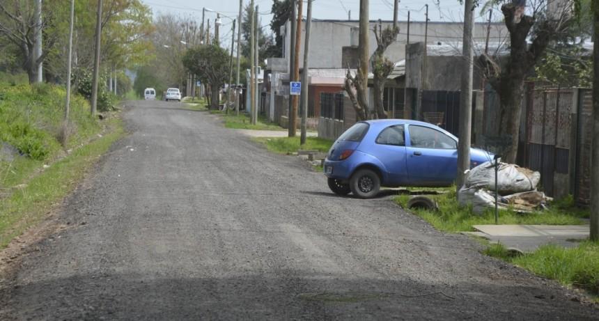 El RAP avanza por calles del barrio Las Acacias