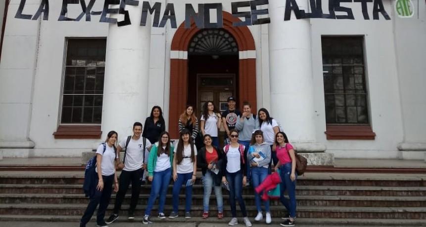 Estudiantes participaron de un viaje educativo al Museo de la Memoria
