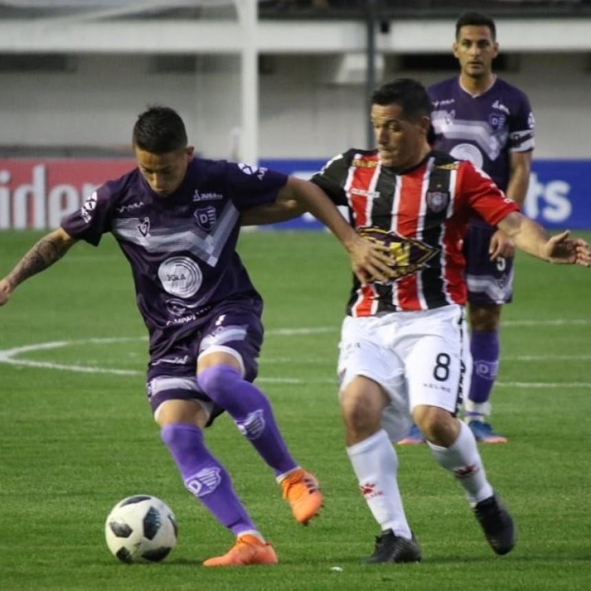 Villa Dàlmine juega el sàbado 15.30 horas frente a Deportivo Moròn