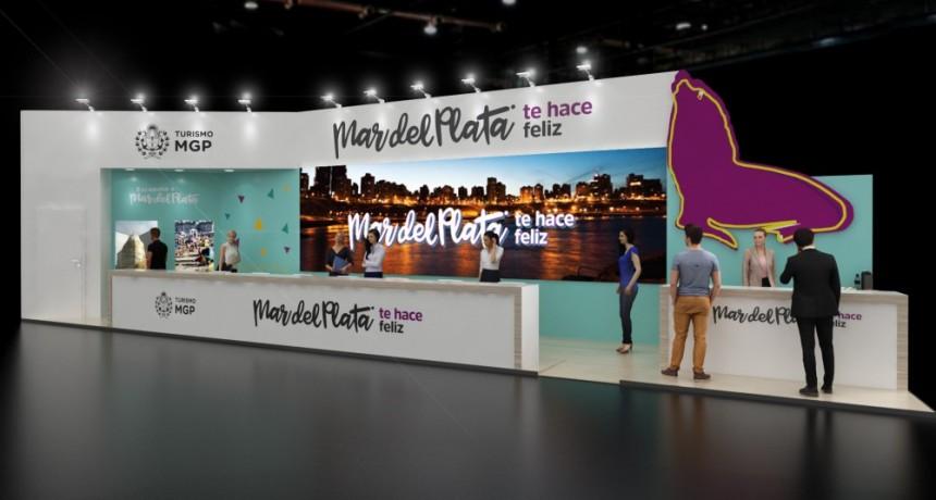 Del 29 de septiembre al 2 de octubre en La Rural Mar del Plata se promocionará en la Feria Internacional de Turismo 2018