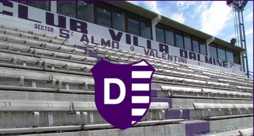 Se suspendió el partido entre Villa Dálmine y Deportivo Morón