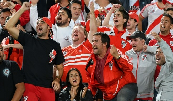 Los hinchas de River Plate muy enojados con el fixture