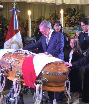 Hondo pesar por el fallecimiento de Josè Manuel De la Sota