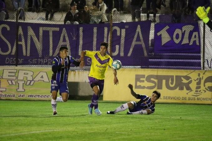 Villa Dálmine empató 1 a 1 con Almagro