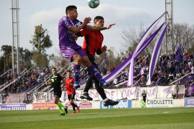 Villa Dálmine derrotó a Gimnasia y Esgrima de Mendoza por 2 a 0