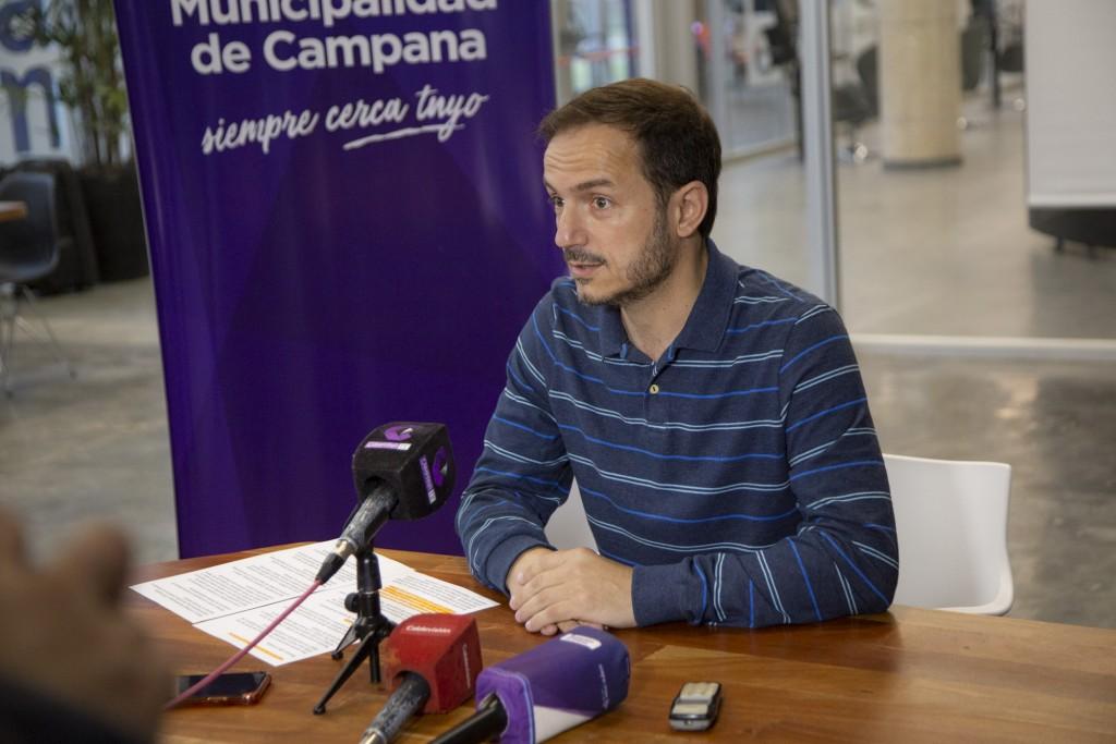 El Intendente anunció importantes medidas de acompañamiento social