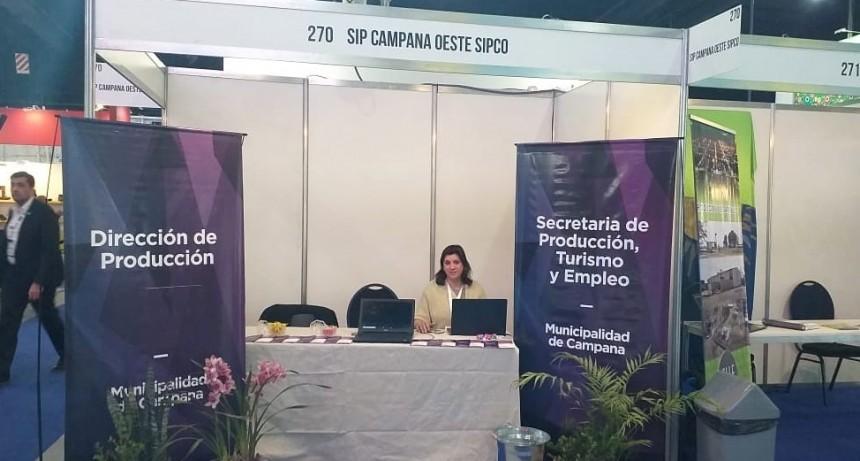 Campana participó de EPIBA 2019