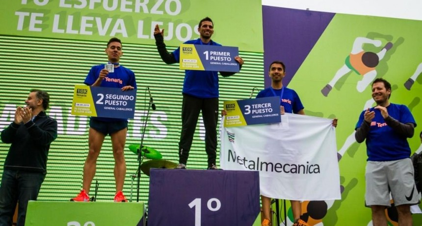 La 10K Tenaris confirmó la pasión por el running y la solidaridad de la comunidad