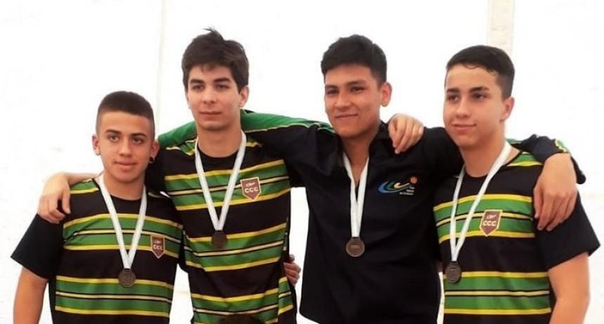 Natación – Los nadadores del Club participaron en la 3ra. Jornada del Campeonato Clausura de FANNBA