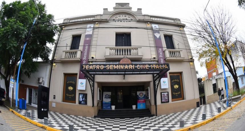 130 años del Teatro Seminari Cine Italia
