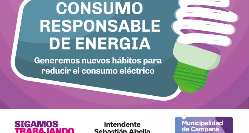 El Municipio informa el cronograma de entrega de lámparas de bajo consumo