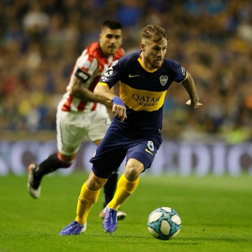 Boca Juniors venció a Estudiantes de La Plata por 1 a 0