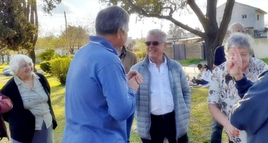 """Rubén Romano: """"Las prioridades de los vecinos serán las de mi gestión"""""""