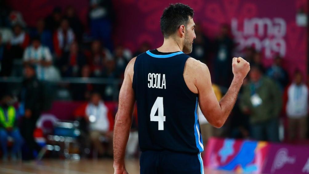 Scola es el jugador que más partidos disputó en la historia de los mundiales
