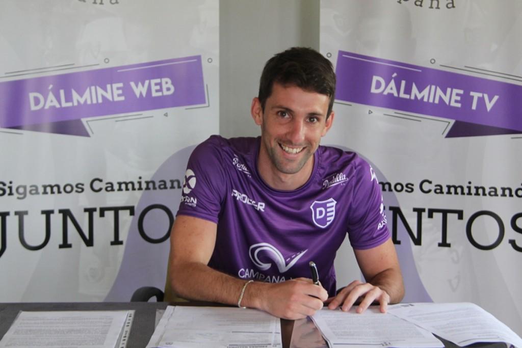Maximiliano Pollacchi es nuevo jugador de Villa Dálmine