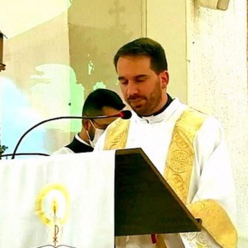 En Brasil Rodrigo Golán fue ordenado Diácono