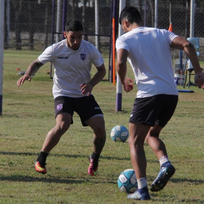 Villa Dalmine completo su primera semana de entrenamientos con protocolo