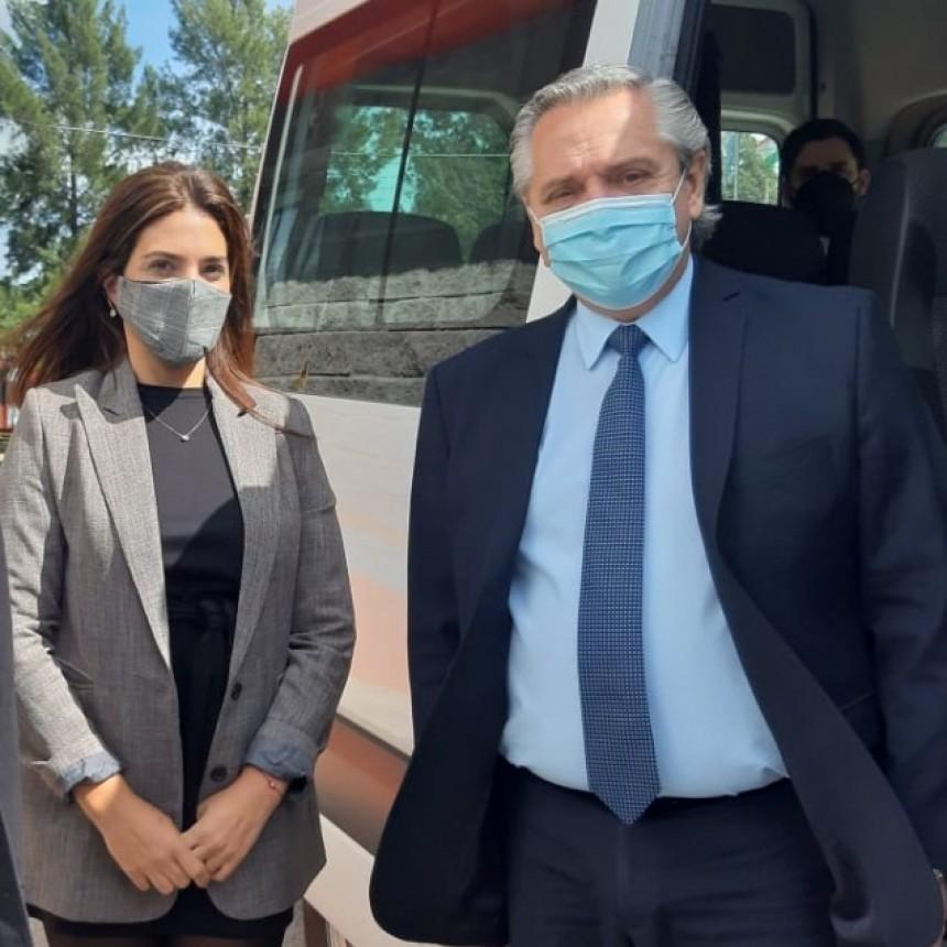 """Sol Calle : """"Campana puede ser el corazón de la reactivación productiva tras la pandemia"""""""