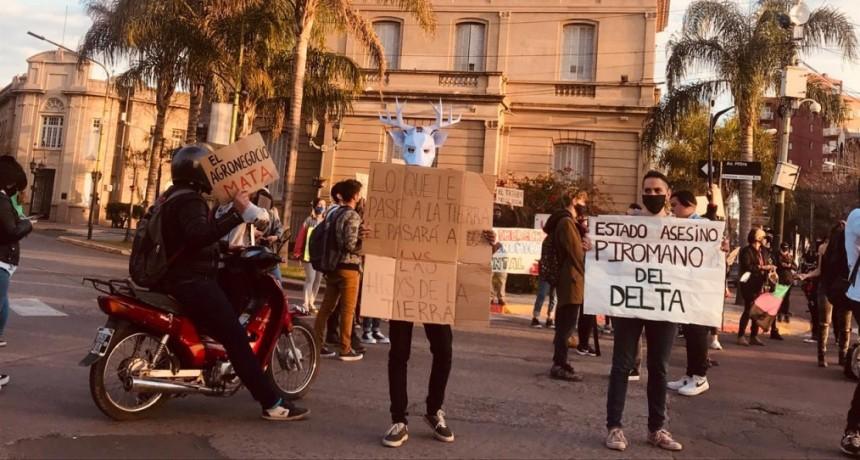 """Sol Calle : """"La ciudadanía hizo un llamado de alerta sobre el ambiente local que no podemos desoír"""""""