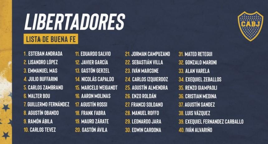 Boca Juniors ajusta los últimos detalles para la reanudación de la Copa Libertadores