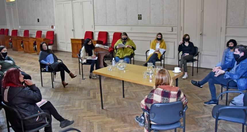 Nueva reunión del Consejo de Género y Violencia Familiar del HCD