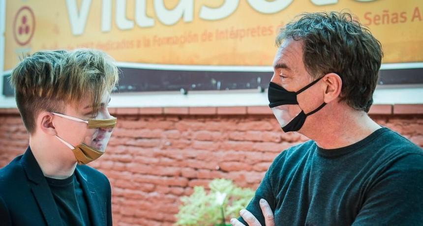 """Diego Santilli: """"Esta pandemia nos enseñó lo mucho que nos necesitamos los unos a los otros"""