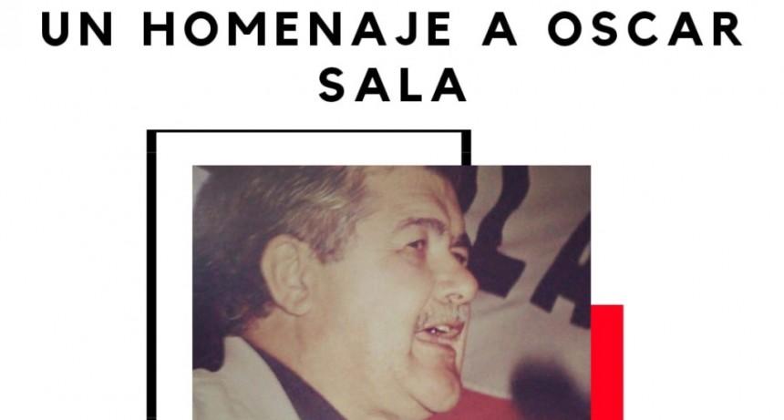 """La Juventud Radical celebró la imposición del nombre """"Senador Oscar Sala"""" al Paseo Costanero"""